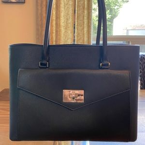 Kate Spade Halsey Post Street Leather Tote
